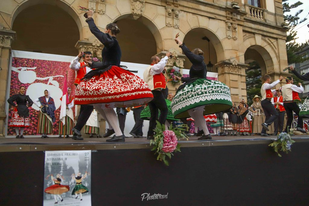 Festival Folklorico Internacional de Villaviciosa