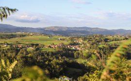 La vista de Piloñeta desde Peñamayor