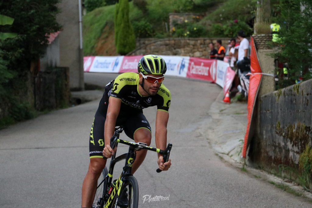 La Vuelta de España 2019 pasando por Piloñeta