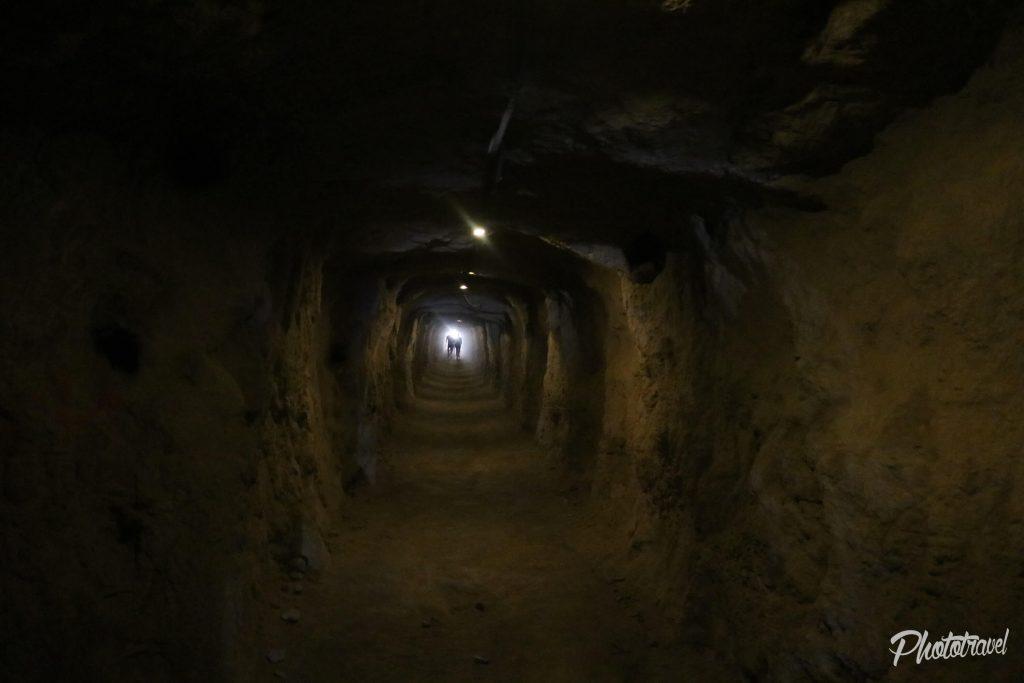 Tunel caminito del rey