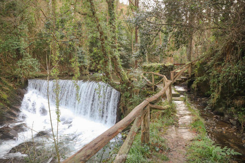 Cascada Mazo Meredo - Vegadeo Asturias